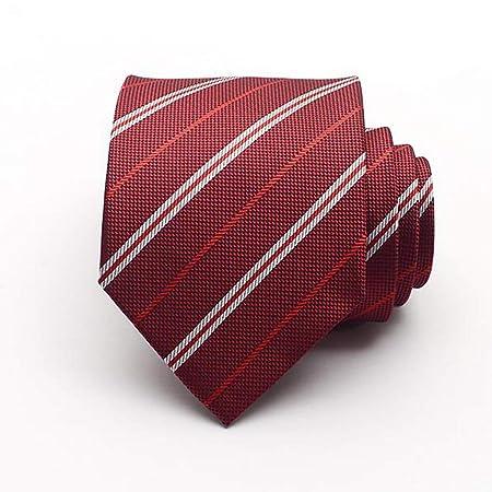 HBJP Corbata/Traje de Negocios para Hombres / 9 cm/Traje Camisa ...