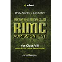 Rashtriya Indian Military College (RIMC) Admission Test for Class 8