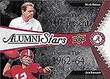 Nick Saban & Joe Namath Football Card (Alabama Crimson Tide) 2014 Upper Deck Conference Greats Alumni Stars #155