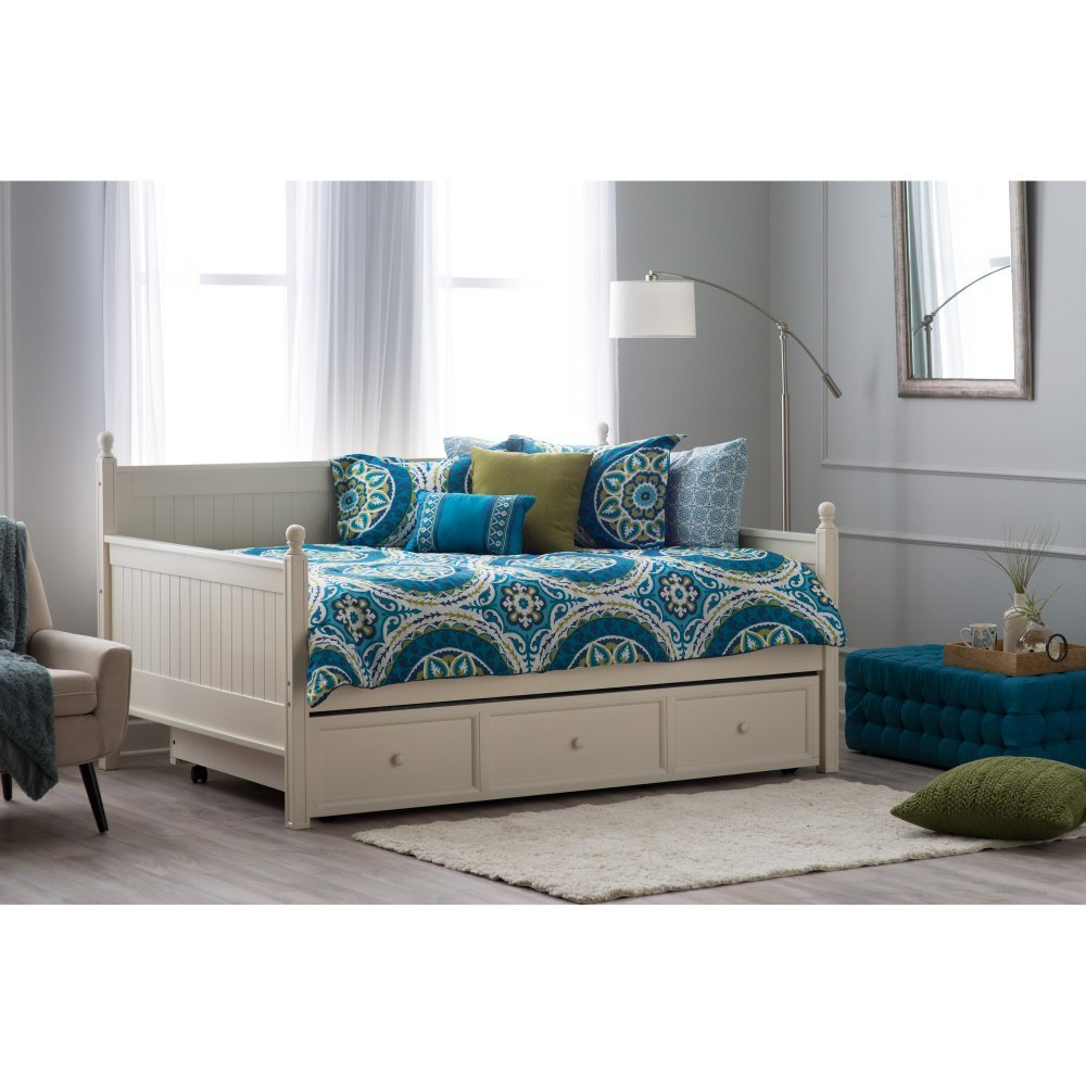 Amazon.com: Belham Living Casey Daybed - White - Full: Kitchen & Dining