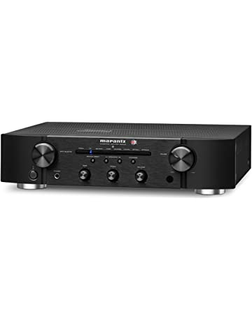 Marantz PM6006 - Amplificador estéreo Integrado, Color Negro