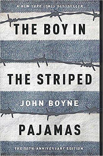 Amazon.com: The Boy in the Striped Pajamas (9780385751537): John ...