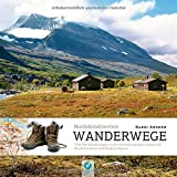 Wanderwege Nordskandinavien: Über 200 Wanderrouten in der atemberaubenden Wildnis Nordschwedens & Nordnorwegens (Allgemeines Programm)