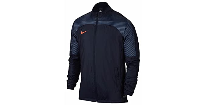 buy online 54768 3458d Amazon.com : Nike Men's Revolution Soccer Woven Jacket ...
