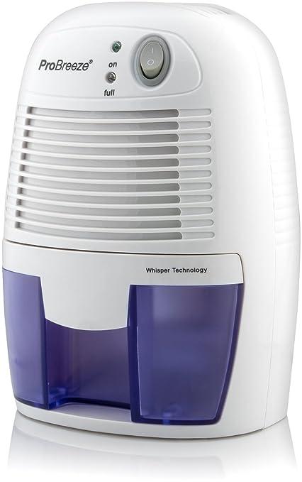 532 opinioni per ProBreeze ™ 500 ML Compatto e Portatile Mini Deumidificatore contro umidità,
