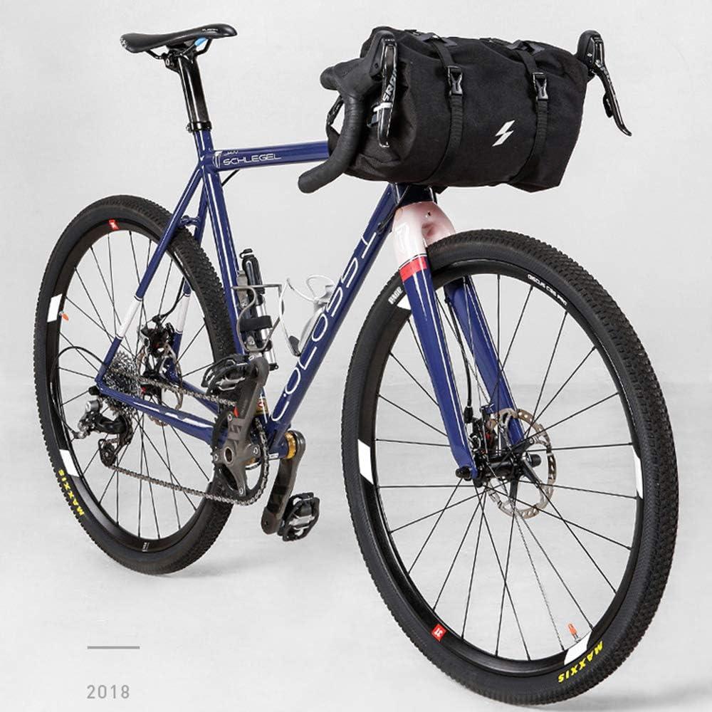 Bolso De Manillar De Bicicleta Almacenamiento De Gran Capacidad ...