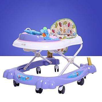 WMYJXD Andador para Bebés, Andador para Niños, Andador ...