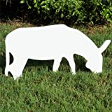 Teak Isle Christmas Outdoor Nativity Donkey Figure