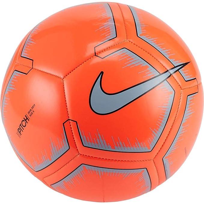 Nike Pitch Ball - Crimson 5: Amazon.es: Deportes y aire libre