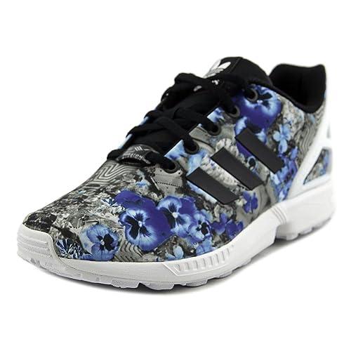 oficjalny sklep buty do biegania delikatne kolory Adidas S82696 KIDS PRE-SCHOOL ZX FLUX CORE BLACK/WHITE ...