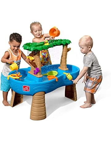 5b3075929f452 Tropical Rainforest Water Table (Includes 13Piece Accessory Set)