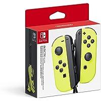 Nintendo 250033 Joy Con Paar Controleur, Neon Geel (Nintendo Switch)