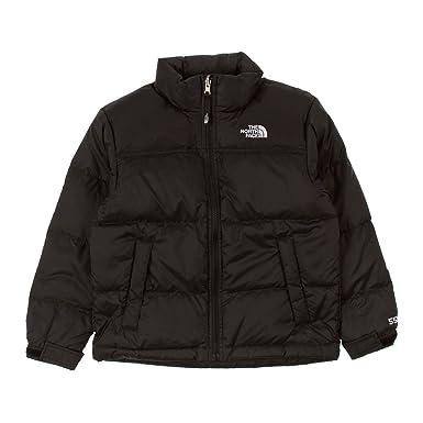 The North Face Boys Nuptse Jacket - TNF Black  Amazon.co.uk  Clothing ca151146a