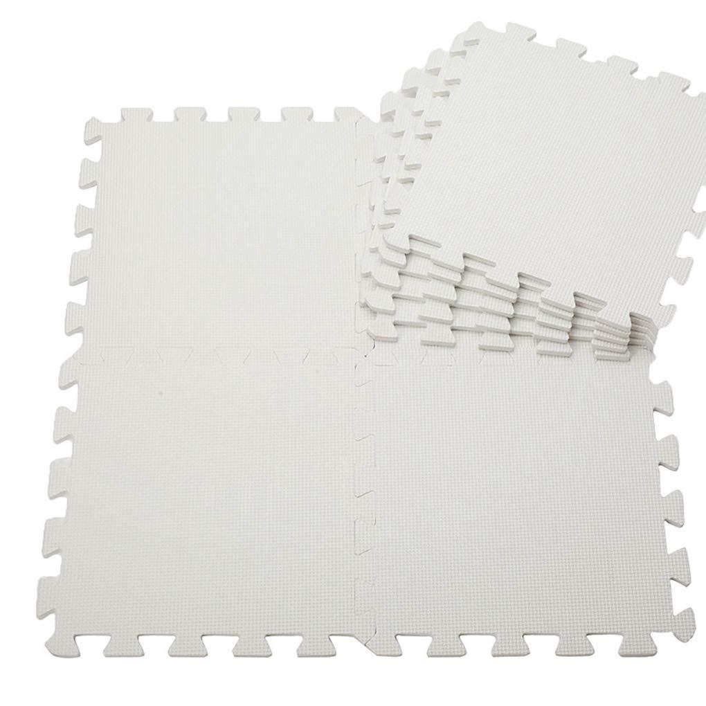 RXIN Baby EVA Foam Interlocking Exercise Gym Floor play mats rug Protective Tile Flooring carpets 30X30cm 9pcs