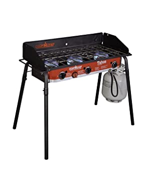 Camp Chef 90,000 BTUs 3-Burner Gas Grill