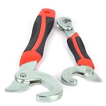 Mezon Auto adjustable Multifunctional Wrench (9-32 mm) -Set of 2 Piece