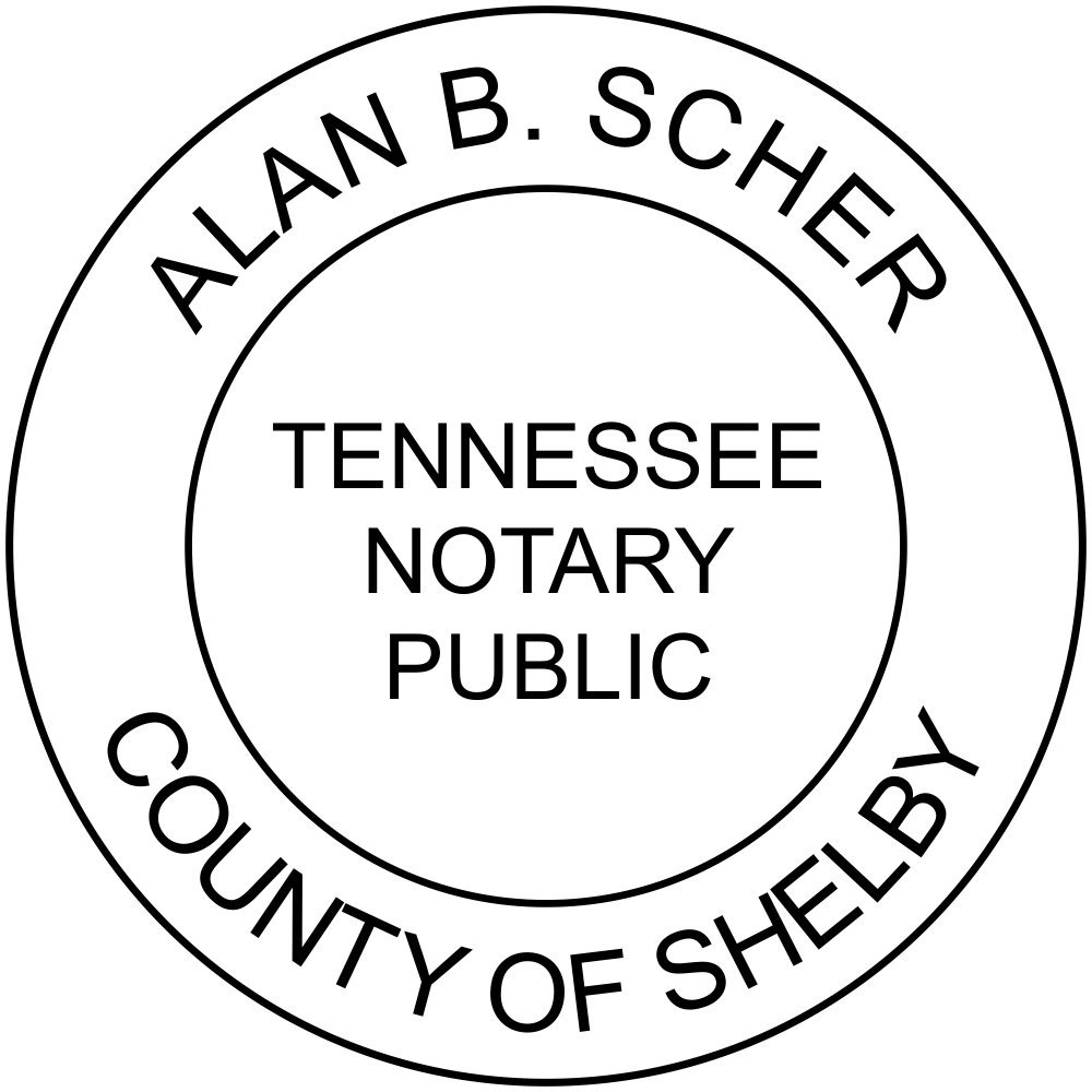 Tennessee Notary Stamp No Date Office Products Jpg 1000x1000 Stamps