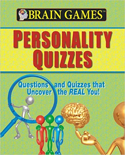 Brain Games: Personality Quizzes (Brain Games (Unnumbered))