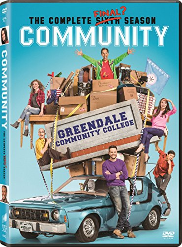 Community: The Complete Sixth Season by Sony Pictures Home Entertainment