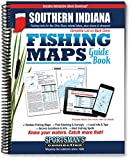 Southern Indiana Fishing Map Guide (Fishing Maps from Sportsman s Connection)