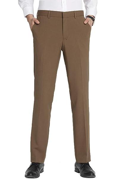INFLATION Pantalones de Traje Hombre: Amazon.es: Ropa y ...