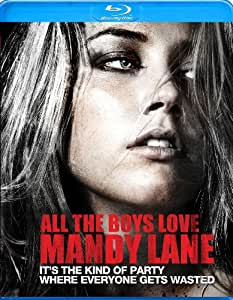 All the Boys Love Mandy Lane [Blu-ray] [Import]
