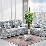 RUGAI-UE Sofa Slipcover sofa full cover sofa cover full sofa cushion sofa cloth covers four non slip,Three seater 190-230cm,elegant