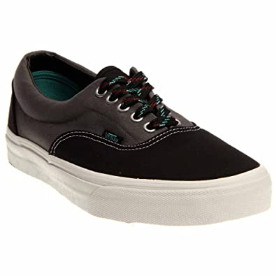 on sale ac79c 156b4 Vans Unisex Era 59 Skateboarding-Schuh, Schwarz - Black/Castlerock - Größe:  Medium