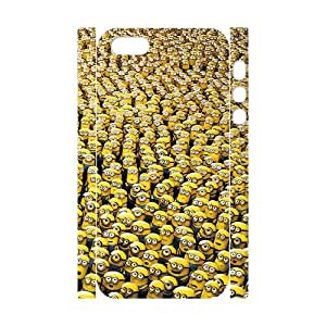 AKERCY Despicable Me Phone 3D Case For iPhone 5,5S [Pattern-1]