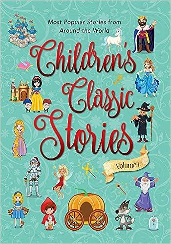 Children S Classic Stories Vol 1 Amazon In Aniesha Brahma Books