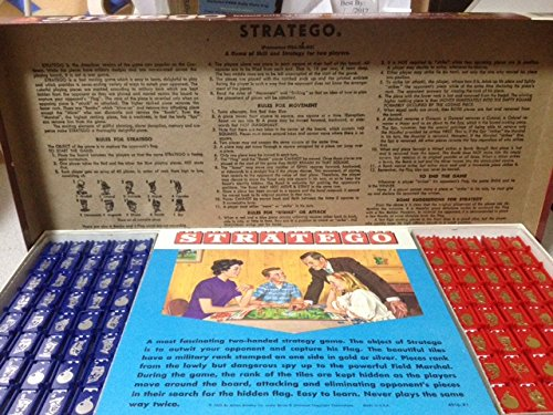 stratego board game pieces - 8