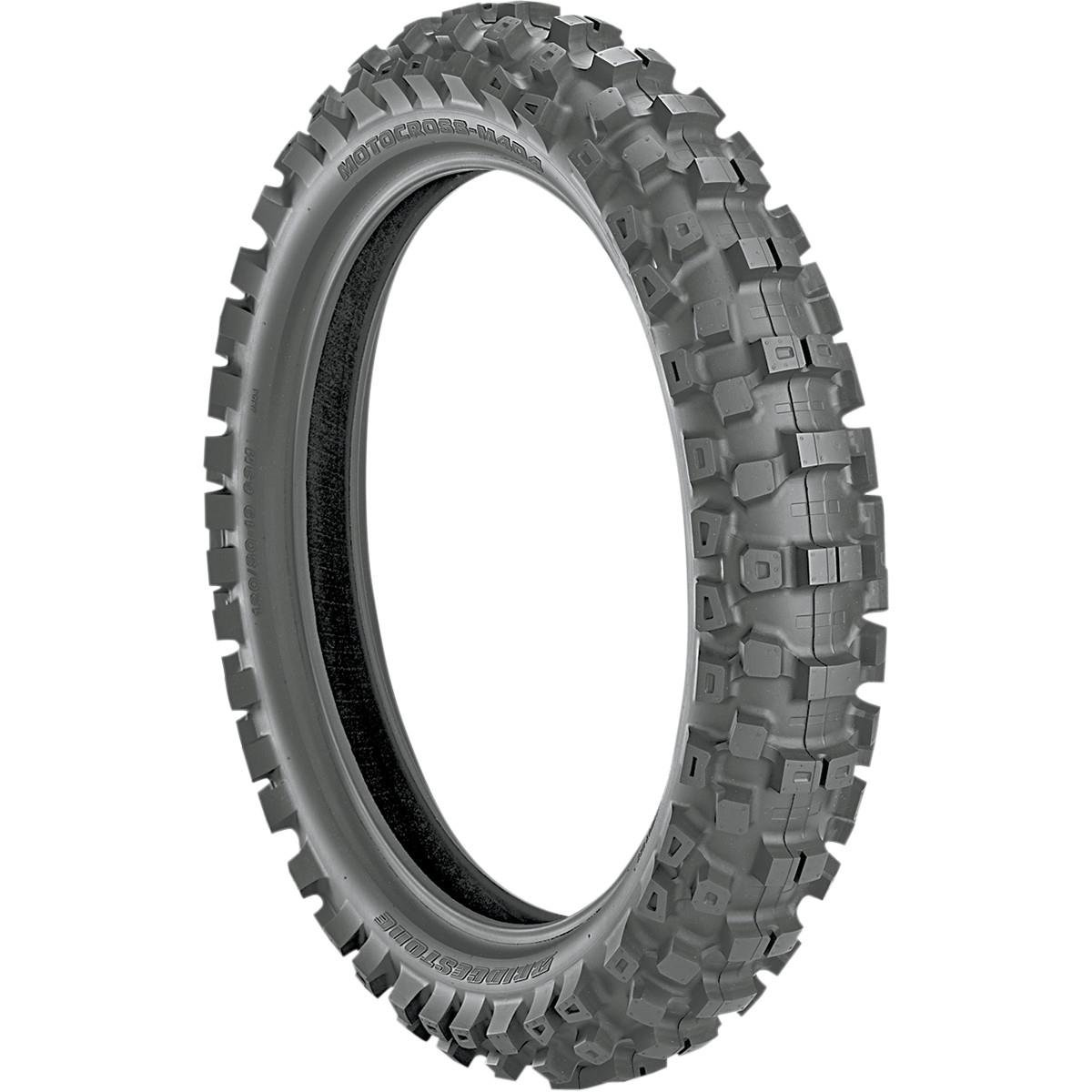 Bridgestone M404 Motocross Rear Tire 100/100-18