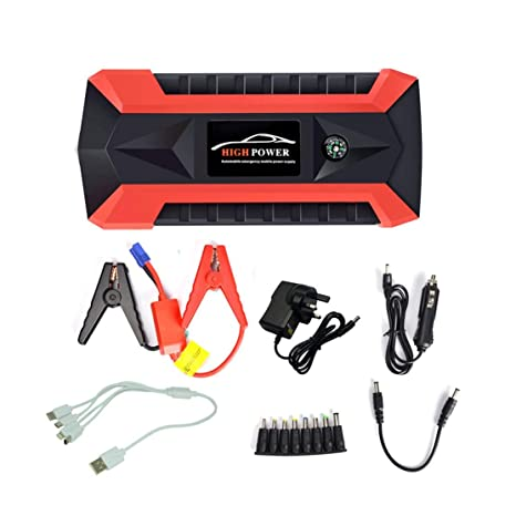 LouiseEvel215 20000mAh Portable Car Jump Starter Martillo de ...