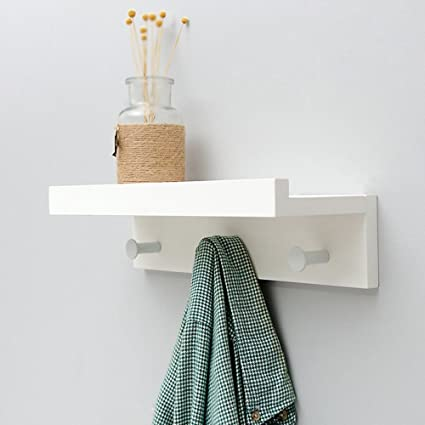 Clothes hat shelf Percheros de Entrada/Estante / Percheros ...