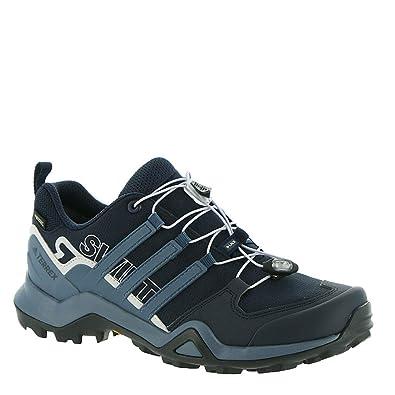 adidas outdoor Terrex Swift R2 GTX Womens Hiking Boots, Legend InkTech InkGrey One, 10