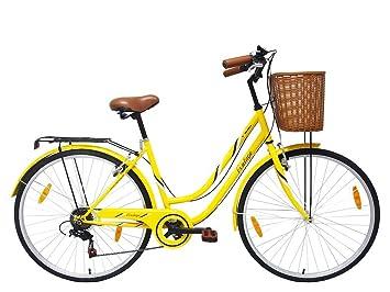 Estilo Heritage Vintage De Para Tiger Bicicleta MujerColor eWBdxroQCE