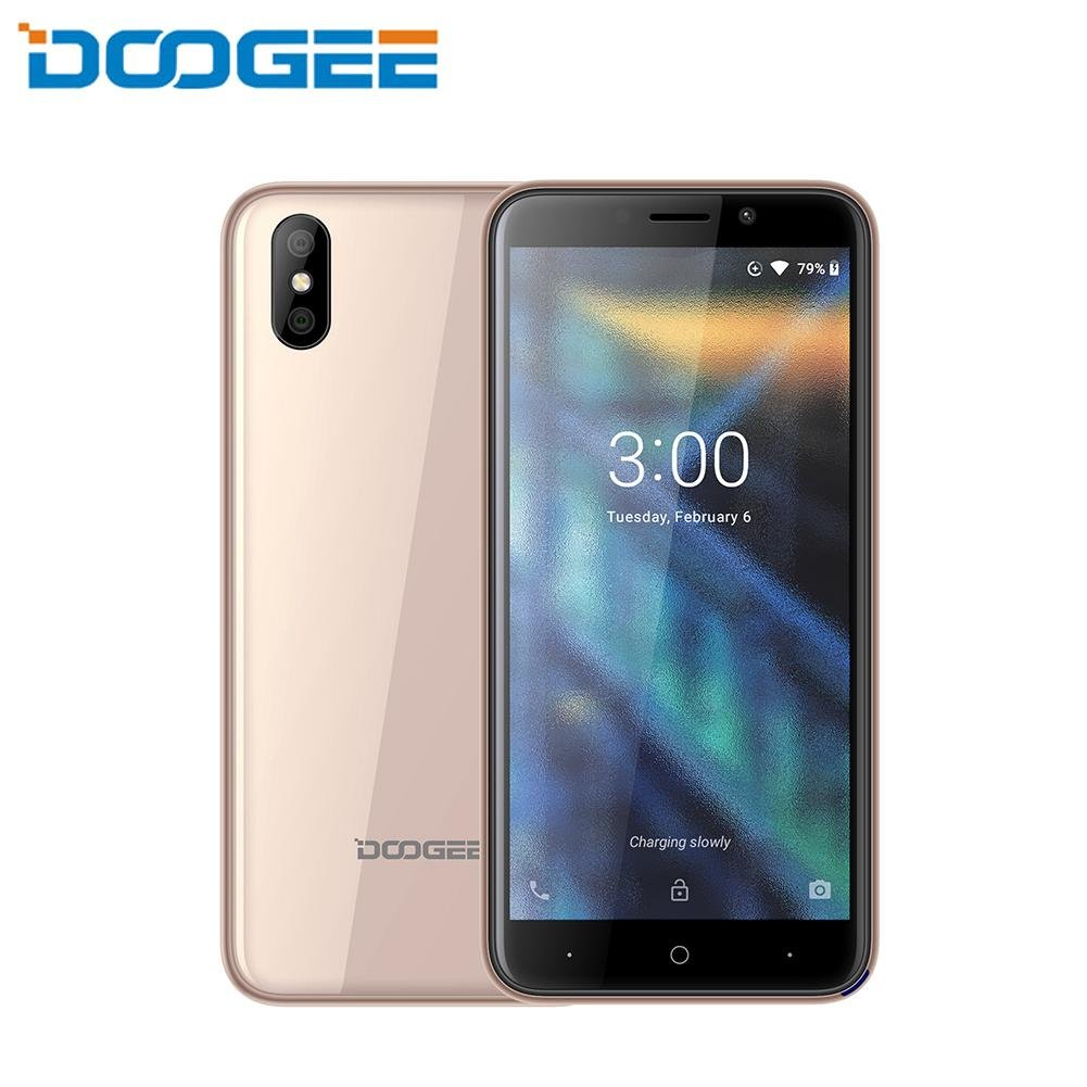 iBasteES Teléfonos móviles Unlocked Smartphone Barato DOOGEE X50 ...