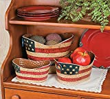 Americana Decorative Pails - Party Decorations & Room Decor
