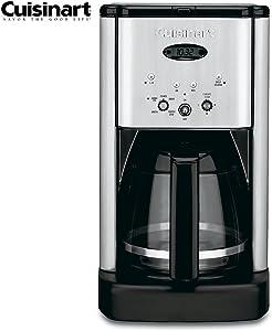 Cuisinart DCC-1200FR B/C 12-Cup Programmable CoffeeMaker - (Renewed)