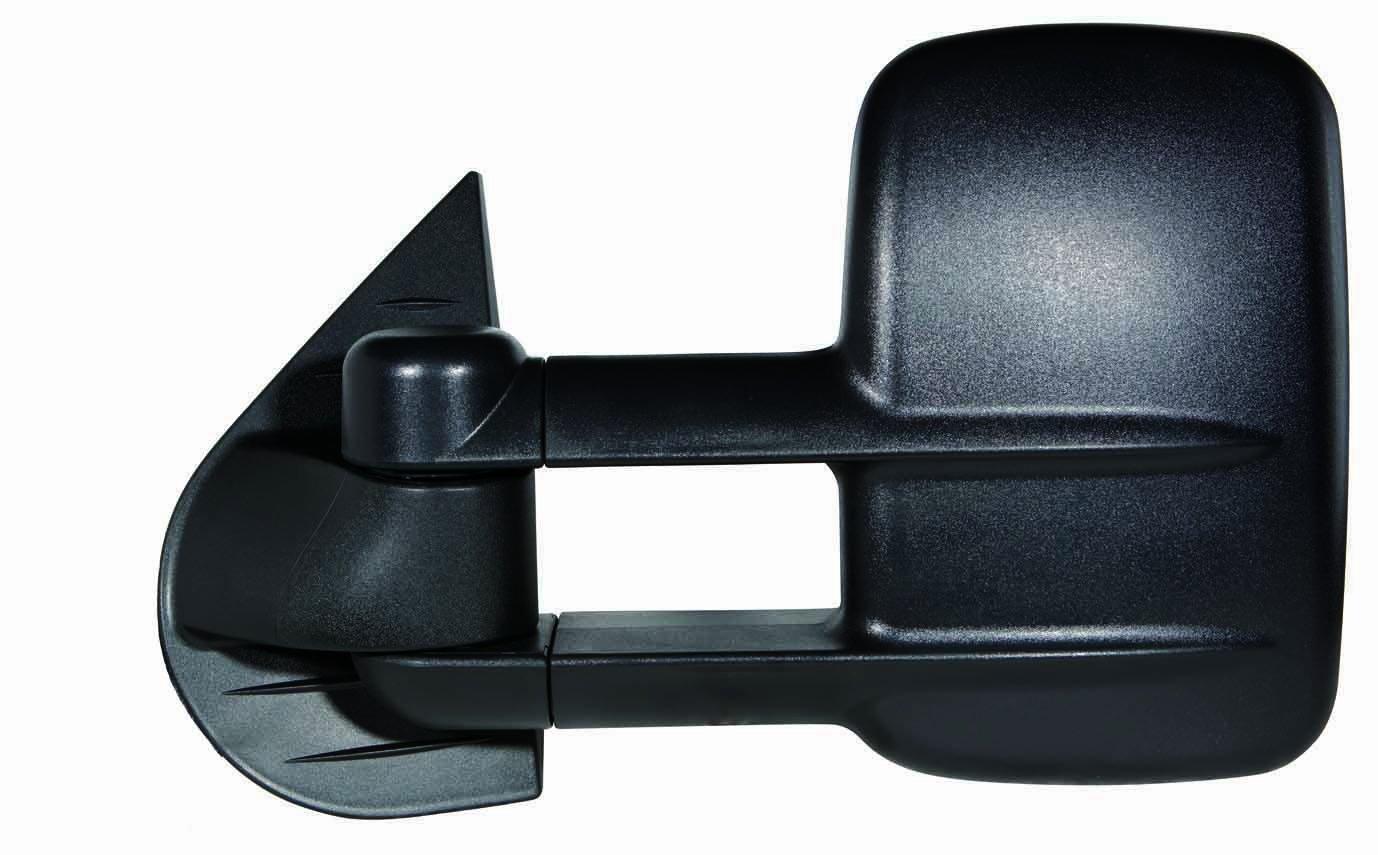 Depo 335-5409R3MF Texture Black Passenger Side Manual Mirror