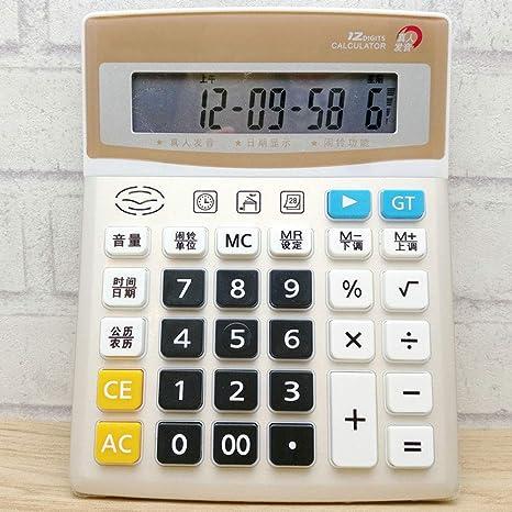 Amazon.com : Calculator 8-bit Real Person Pronunciation ...