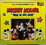 MICKEY MOUSE THIS IS MY LIFE vinyl record