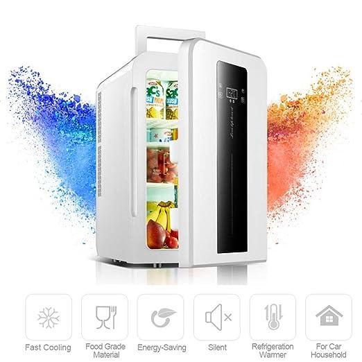 WO NICE 22L Refrigerador de automóvil Mute Congelador Enfriador ...