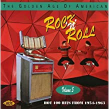 The Golden Age of American Rock & Roll, Vol. 5