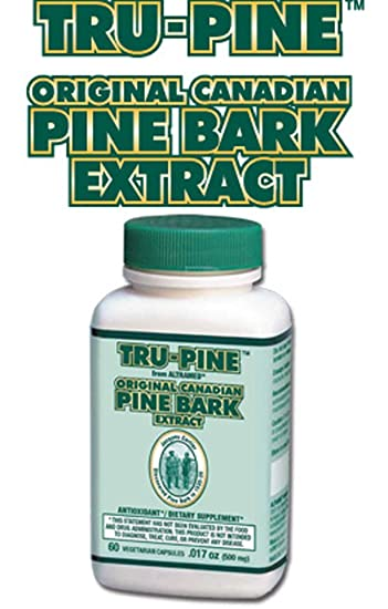 Amazon.com: essiac tru-pine Original Canadiense corteza de ...