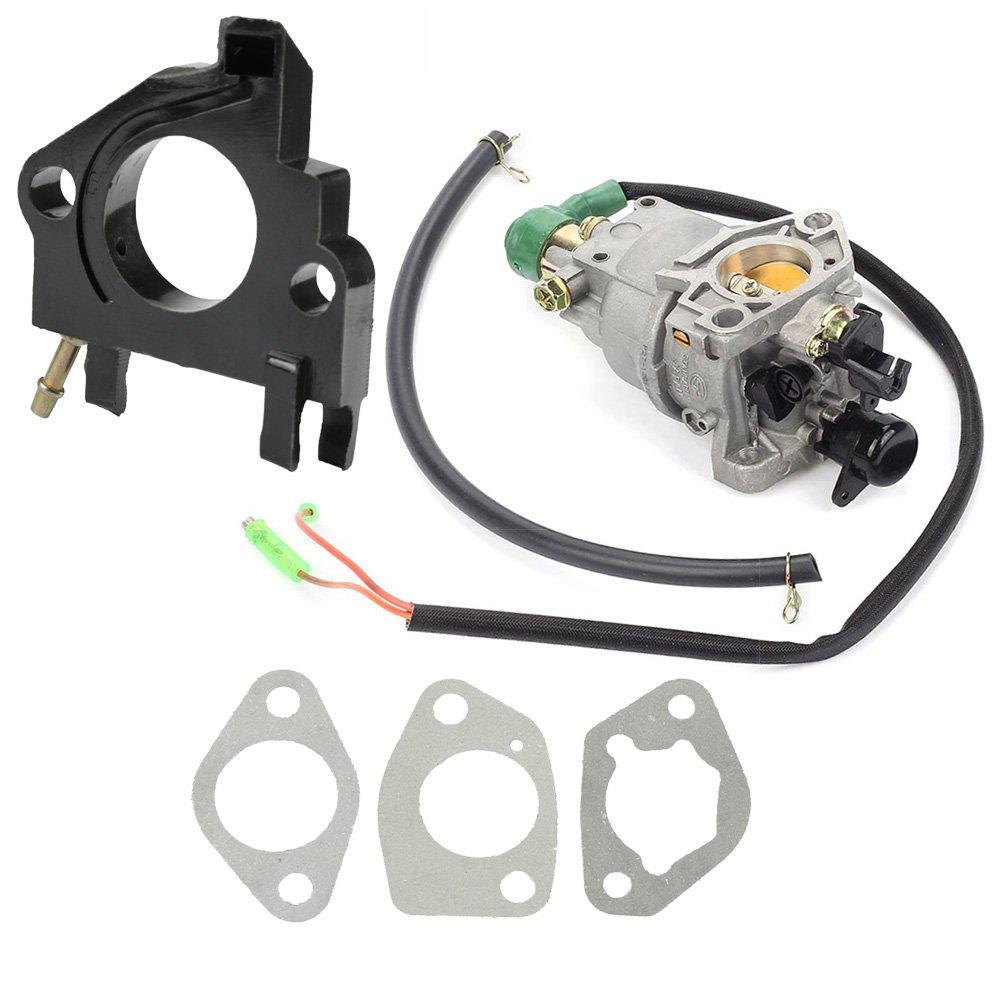 Buckbock Carburetor Carb for Kingcraft 389CC 13HP 1705 1705-6000 6000 6500 Watt 6000W 6500W 6KW 6.5KW Gasoline Generator