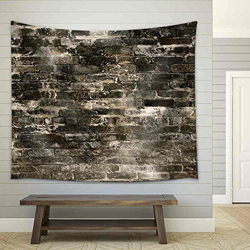 Brick Texture Fabric Wall