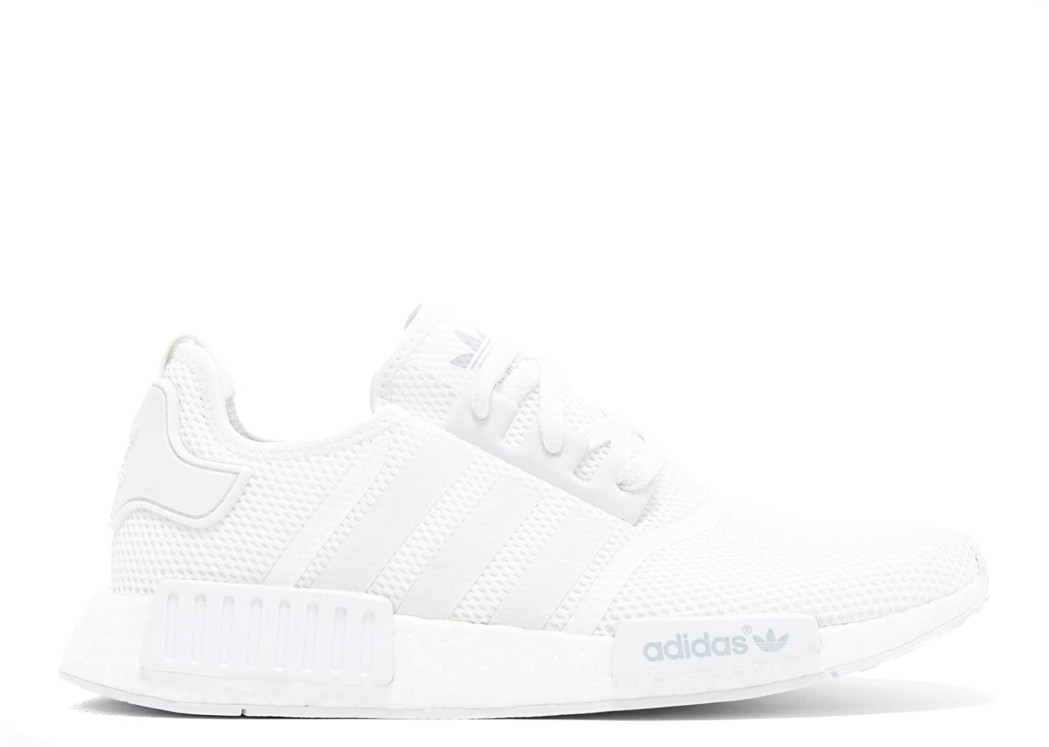 save off 00bd0 21e4f adidas NMD R1 'Triple White' - S79166 - Size 9