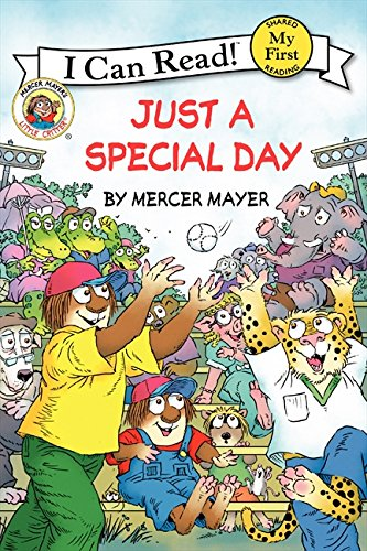 Little Critter: Just a Special Day (My First I Can Read) pdf epub