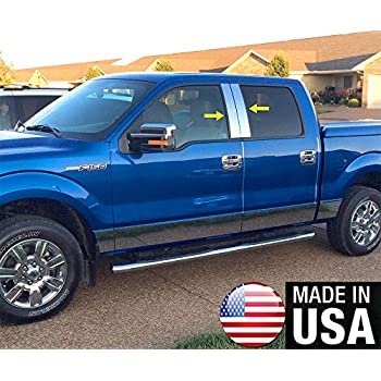 Amazon Com Made In Usa Works With 2004 2014 Ford F150 Super Cab
